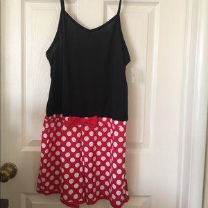 I am Minnie Mouse Romper For Women Disney Boutique
